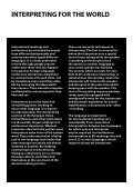 INTERPRETING FOR THE - iamladp - Page 2