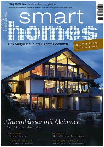 smart homes 6/2009 - Christian Ruf