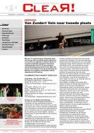 Van Zundert Velo naar tweede plaats - Badminton Nederland