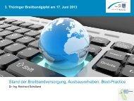 Vortrag Herr Dr. Scholland - LEG Thüringen