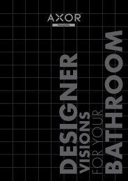 Katalog Axor - Hansgrohe