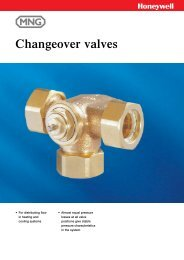 Changeover valves - Merx AS