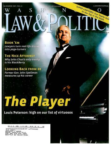 download PDF of magazine excerpt - Rafel Law Group