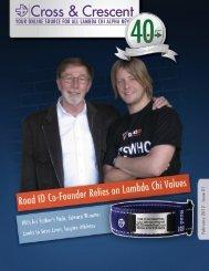 PDF for Print - Lambda Chi Alpha