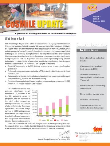 Vol. 3, Issue 4, December 2008 - Cosmile.org