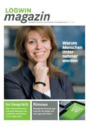 Im Gespräch Rimowa - Logwin AG