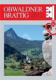 Giswil: Reiche Geschichte und wunderschöne Landschaft