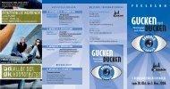 Flyer zur Dritten Präventionswoche - Stadt Korbach