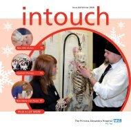 PLUS A LOT MORE - The Princess Alexandra Hospital | NHS Trust