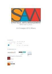 4 e 5 maggio 2013, Milano