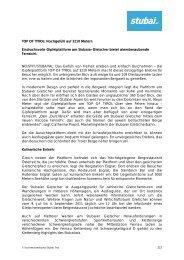 Pressetext herunterladen - Stubaier Gletscher