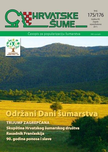 Požeške gore - Hrvatske šume