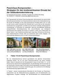 Entwicklung der Energieeffizienz.pdf - Schulze Darup & Partner