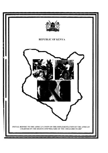 REPUBLIC OF KENYA - African Union