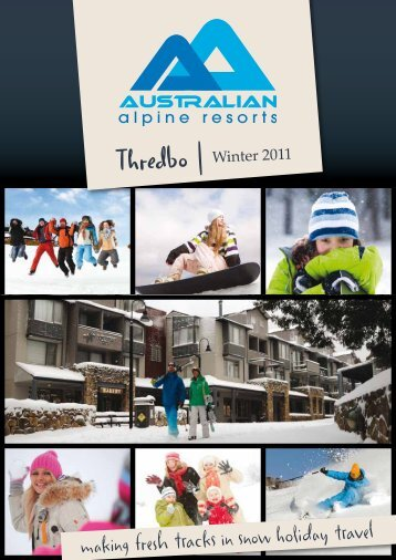 Thredbo - Australian Alpine Resorts