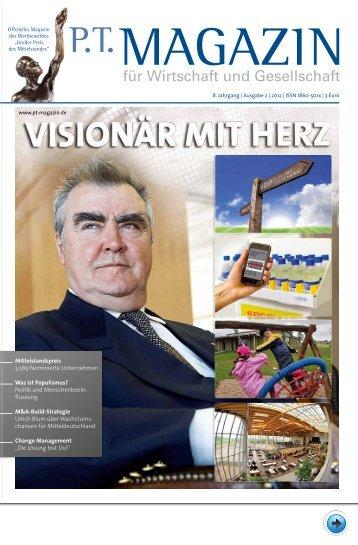 [PDF] Die März-Ausgabe des P.T. Magazin - LifePR.de