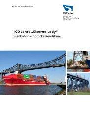 """100 Jahre """"Eiserne Lady"""" - WSA Kiel-Holtenau - Wasser- und ..."""