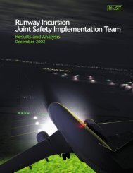 Front Image Goes Here - Commercial Aviation Safety Team