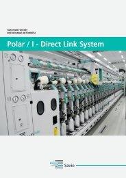 Polar / I - Direct Link System - Savio SPA