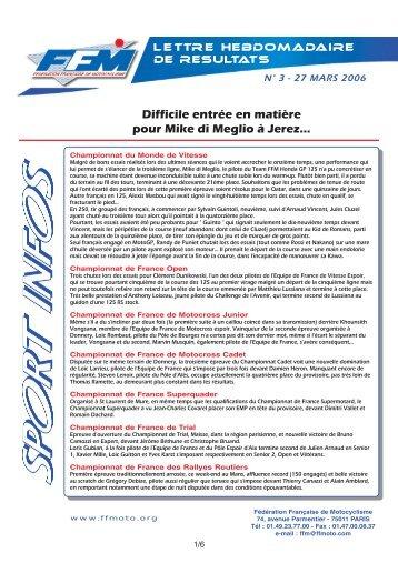 sport infos 3.qxd - Moto Station