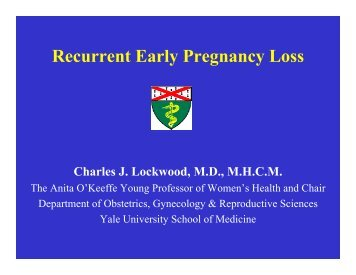 Recurrent Abortion - Cmebyplaza.com