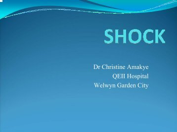 Shock - MOTEC LIFE-UK