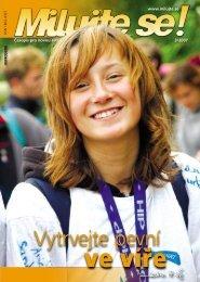 Časopis Milujte se!