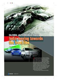 Global Automobile Race... - Industrial Products