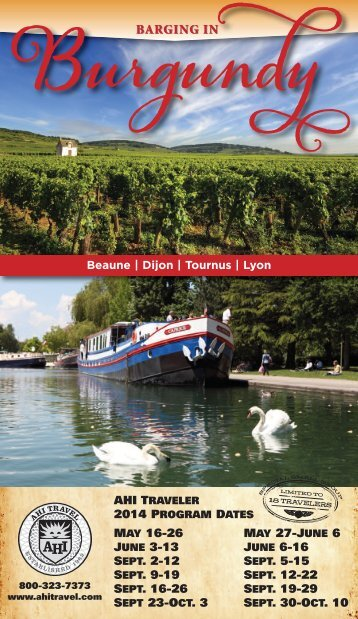 Download Trip Brochure PDF - AHI International