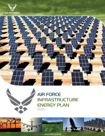 Air Force iNFrASTrUcTUre eNerGY PLAN - Davis-Monthan Air Force ...