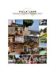 villa lapo - Home
