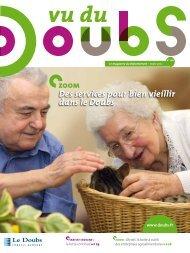 Des services pour bien vieillir dans le Doubs - Vu du Doubs ...