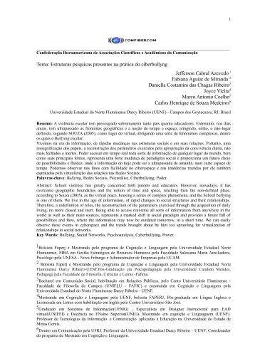 texto completo - Confibercom