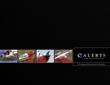 Download ALERTS Brochure - Appareo Systems