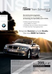 BMW Premium Selection. - Autohaus Langer Gruppe