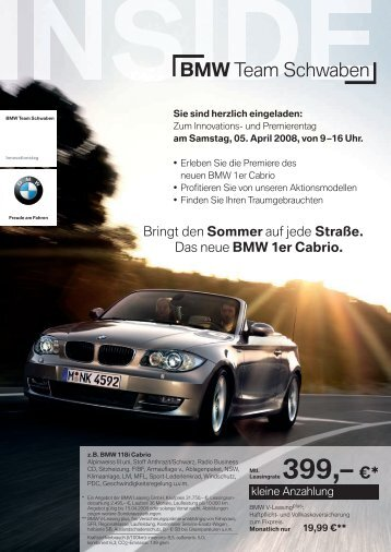 BMW Premium Selection. - Autohaus Langer Gruppe