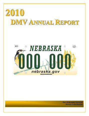 Medical hardship permit nebraska dmv state of nebraska for Dmv motor vehicle report