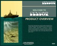 PRODUCT OVERVIEW - Sensor Technology Limited