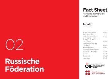 Russische Föderation - Österreichischer Integrationsfonds