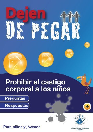 Prohibir el castigo corporal a los niños - Global Initiative to End All ...
