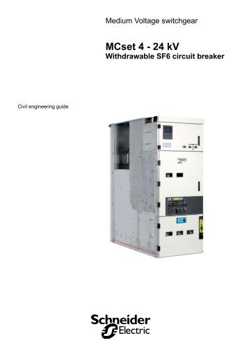 MCset 4 Civil engineering - Schneider Electric