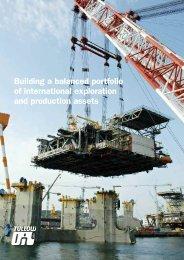 Building a balanced portfolio of international ... - Tullow Oil plc