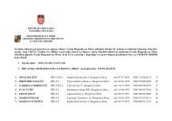 Gradsko izborno povjerenstvo za mjesne odbore Grada Biograda na ...