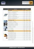 Aktuelle Mietpreisliste für Unternehmer (Nettopreise) - DEMCO JCB - Seite 5
