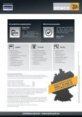 Aktuelle Mietpreisliste für Unternehmer (Nettopreise) - DEMCO JCB - Seite 7