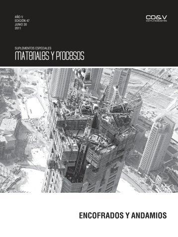 SUPLEMENTO ENCOFRADOS.pmd - CONSTRUCCION Y VIVIENDA