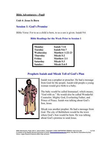 Student Guide - BaptistWay Press