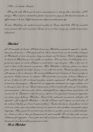 Flash-back Le 12 novembre de l'année 1869 fut le jour que ...