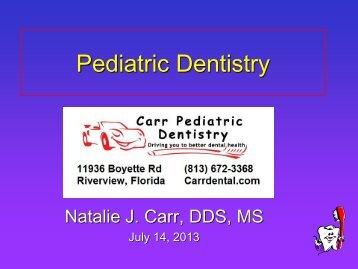 Syndromes in Pediatric Dentistry