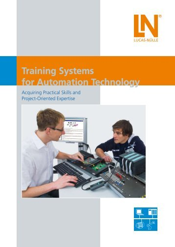 Training Systems for Automation Technology - techno volt